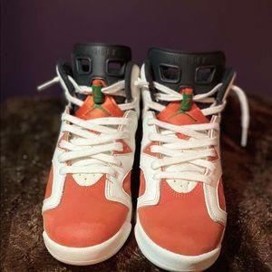 Jordan 6 Gatorade size 6.5